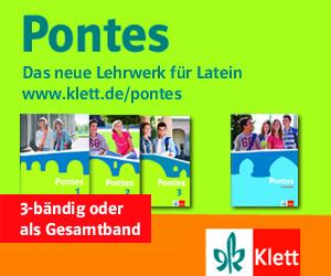 Pontes - Das neue Lehrwerk für Latein